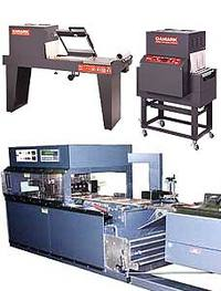 Shrink-wrap-machines